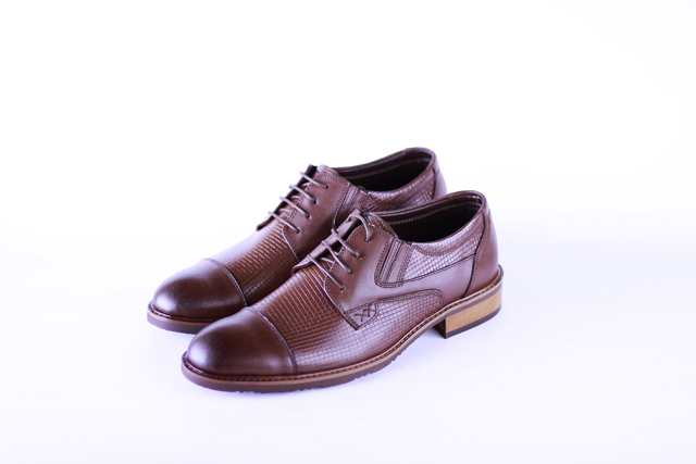 נעל אלגנט צבע חום , תמונה 2