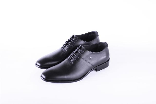 נעל אלגנט צבע שחור מט, תמונה 1