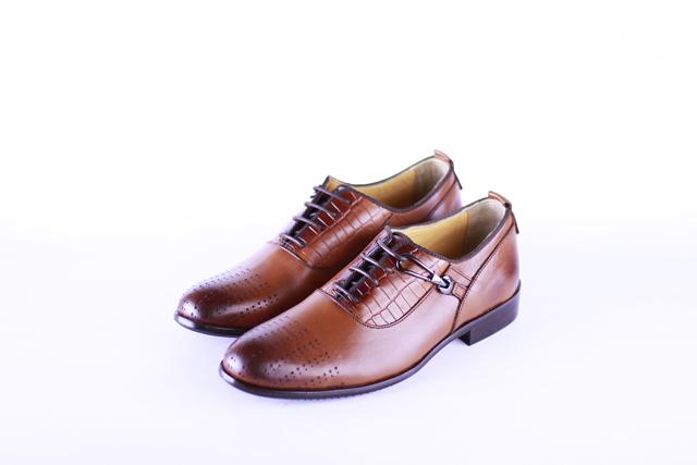 נעלי אלגנט בצבע כאמל, תמונה 1