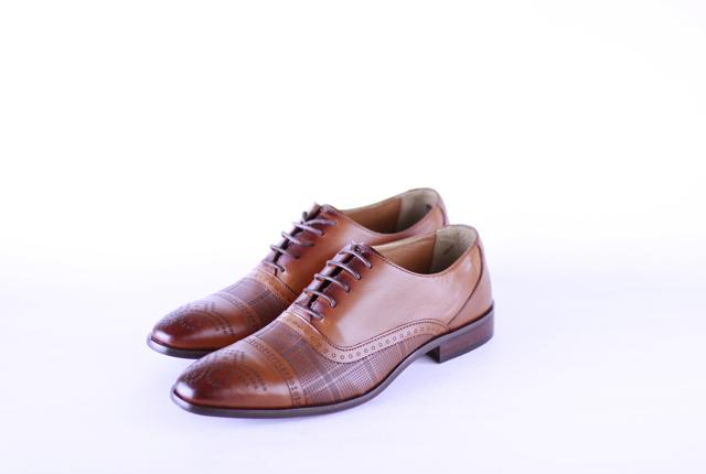 נעל אלגנט צבע חום , תמונה 5