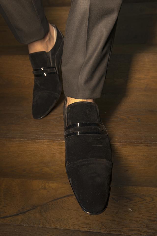 נעל אלגנט קטיפה, תמונה 1