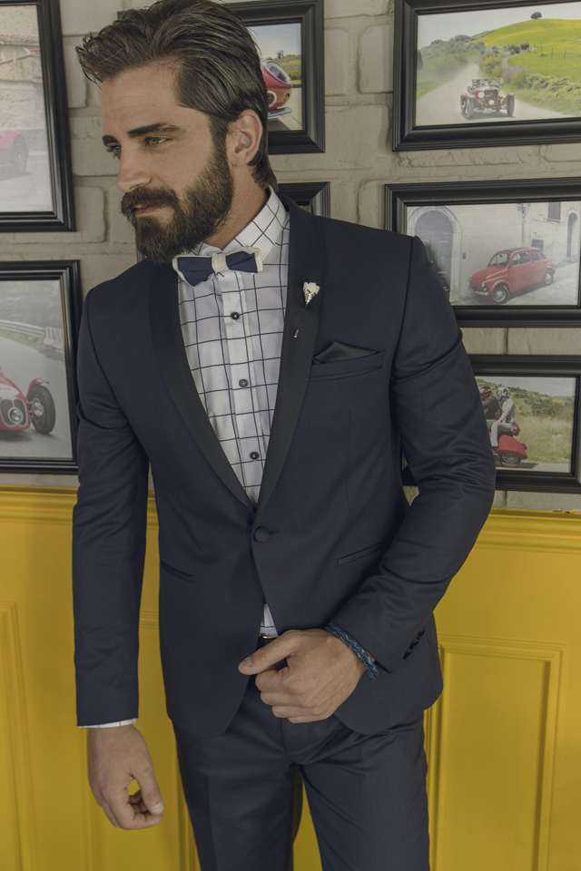 חליפת חתן שאל צבע ניבי