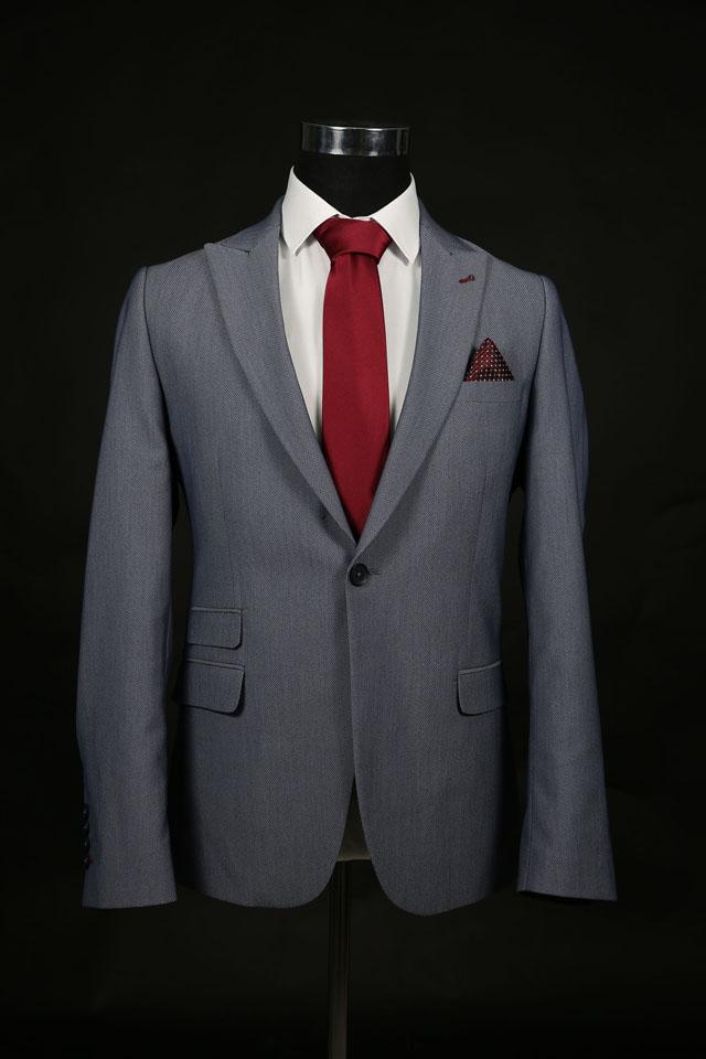 חליפת חתן מודרנית, תמונה 2