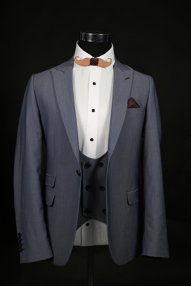 חליפת חתן מודרנית, תמונה 1