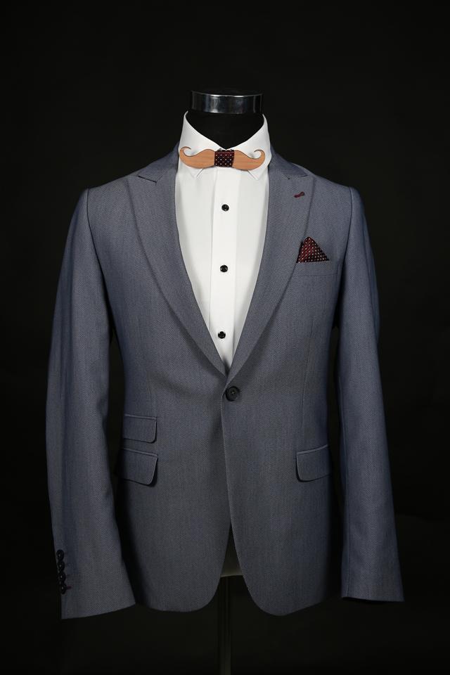 חליפת חתן מודרנית, תמונה 3