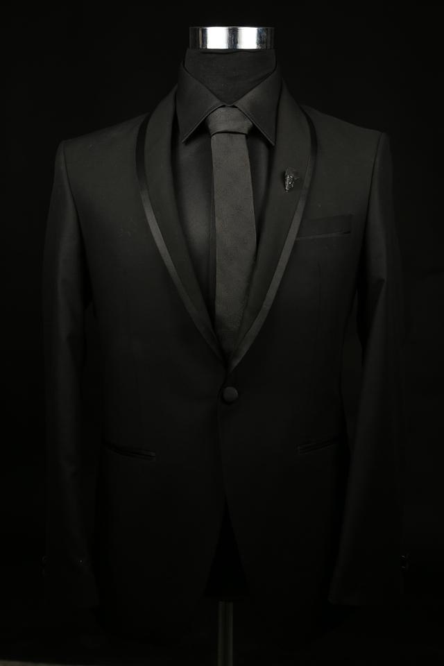 חליפת חתן קלאסית שאל, תמונה 1