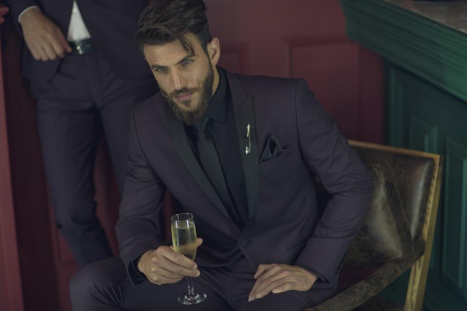 עומרי עליאן, מעצב חליפות חתן וסטייליסט